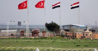 US to Build Military Outposts on Syria-Turkey Border