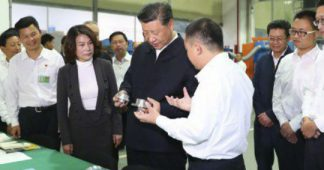 Xi Jinping urges China to become more self-reliant during tour of southern manufacturing hub