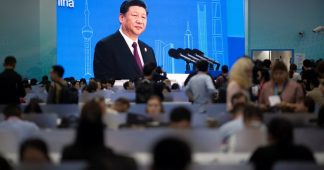 Xi Jinping makes fresh promises to open China's economy and boost imports