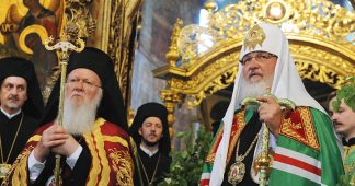 Imperialism, Geopolitics and Religion: The Split Between Moscow and Constantinople
