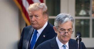 Fed defies Trump raising rates