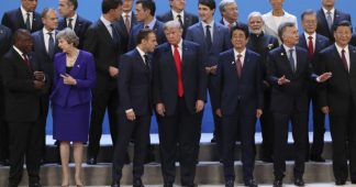As G20 Summit opens, US political establishment brays for trade war and military escalation