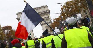 Gilet Jaune: Call for international solidarity