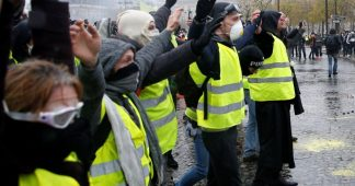 "French state prepares crackdown for fifth Saturday of ""yellow vest"" protests"