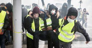 """« Face aux """"gilets jaunes"""", l'action répressive est d'une ampleur considérable »"""