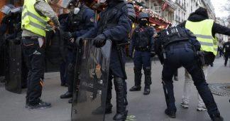 """""""Gilets jaunes"""": fuite d'une partie du dispositif de sécurité"""