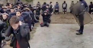 Mantes-la-Jolie: Cette vidéo de lycéens arrêtés indigne les internautes
