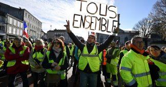 Immigration et Gilets Jaunes | par Danielle Riva