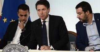 Italian Far Right: Very hard on immigrants, too soft with Brussels!