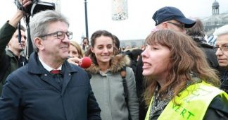 Les gilets jaunes ouvrent l'ère du peuple –  Jean-Luc Mélenchon
