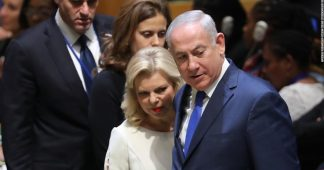 Israeli Police Recommend Bribery Charges Against Benjamin and Sara Netanyahu