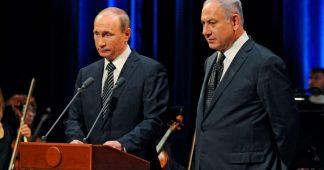 Netanyahu: Putin Can't Get Iran Out of Syria
