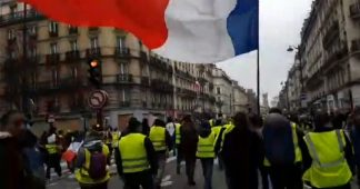ACT IX: Yellow Vests demonstrate all over France (LIVE)
