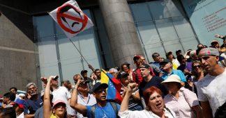 Trump's administration threatens Venezuela