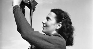 Her photos shed light on history: The outstanding work of photographer Maria Austria (1915-75)