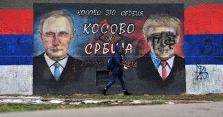 Ahead Of Serbia Visit, Putin Claims U.S. Is Playing Destabilizing Role In Balkans