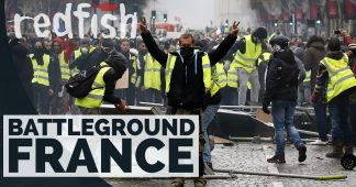 Battleground France: Who is Behind The Yellow Vests?