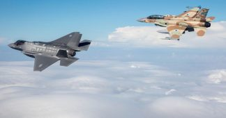 Human rights activists condemn Britain's 'shameful' war games with Israeli Air Force