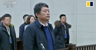 One of China's former top spy chiefs gets life sentence for taking US$15.8 million in bribes, insider trading
