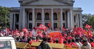 India General Strike 2019
