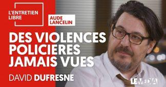 Gilets Jaunes: Des violences policières jamais vues – David Dufresne