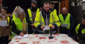 Guide récapitulatif en vue de l'Assemblée des assemblées des gilets jaunes le 26 janvier à Commercy (Meuse) –