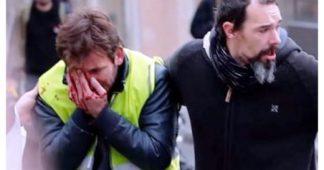 « La France aujourd'hui c'est ça »