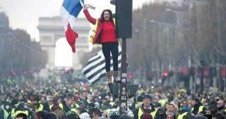 Die Revolution kehrt nach Europa zurück. Wie und warum