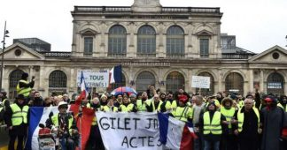 France: Appeal for a general strike