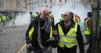 France: Un État policier!