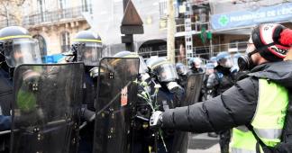 Le gouvernement radicalise la violence