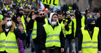 80 Percent of French Back Yellow Vest Citizen Referendum Initiative Proposal