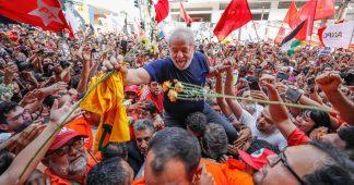 Lula Livre!!