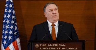 "The Pompeo ""Doctrine"": Gangsterism. How Israel, US and Neocons want to adress the world problems"