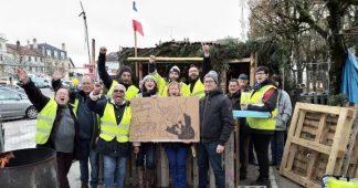 Défendons la cabane des gilets jaunes de Commercy !