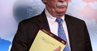 Bolton, the pro-Israel Neocon hawk behind Trump's war against Venezuela
