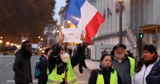 Acte 13 : les Gilets jaunes à nouveau dans les rues aux quatre coins de la France