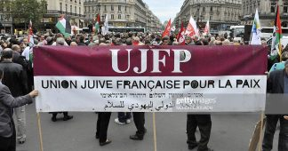 We are Jews and anti-zionists, Nous sommes juifs et antisionistes