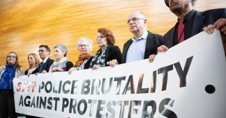 Parliament vote condemns police brutality against peaceful protesters