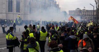 Toulouse et Bordeaux, les bastions de la mobilisation