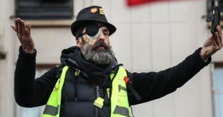 """""""Gilets jaunes"""" : Jérôme Rodrigues annonce avoir perdu l'usage de son œil"""