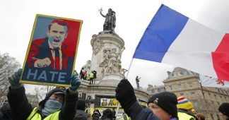Macron: A ridiculous, still very dangerous President