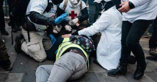 Nous exigeons les vrais chiffres de tous les blessés depuis l'Acte I