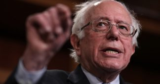 Bernie Sanders raises $6mn on first day of campaign…and former Clinton staffer blames Russia