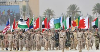 The new Arab OTAN –serving who?