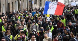 Acte 17 des gilets Jaunes à Paris. La colère est profonde