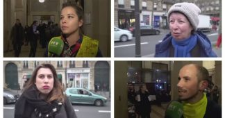 No hope for change: Parisians say Macron's 'great debate' was a PR stunt