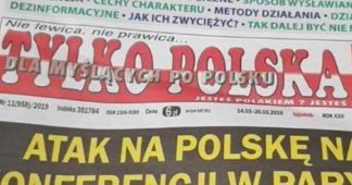 Front Page of Polish Paper Runs Piece on 'How to Spot a Jew'