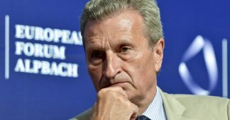 Oettinger: Crypto-Nazi reactionary or just stupid? Probably both!