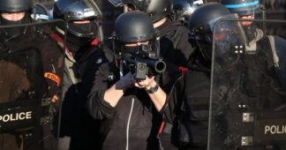 France must stop LBD use during protests, Europe says